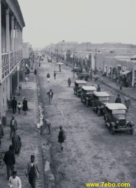 عکسهای قدیمی از شهر اهواز