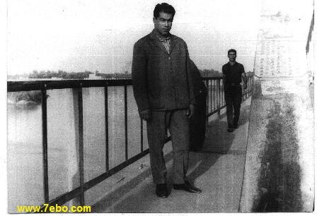 عکسهای قدیمی پل سفید اهواز