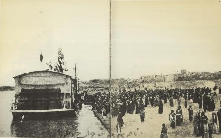 عکس قدیمی شهر اهواز